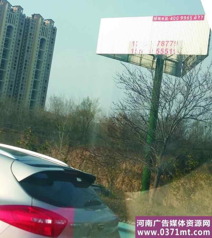 郑州南G107小刘桥路西户外广告塔牌媒体